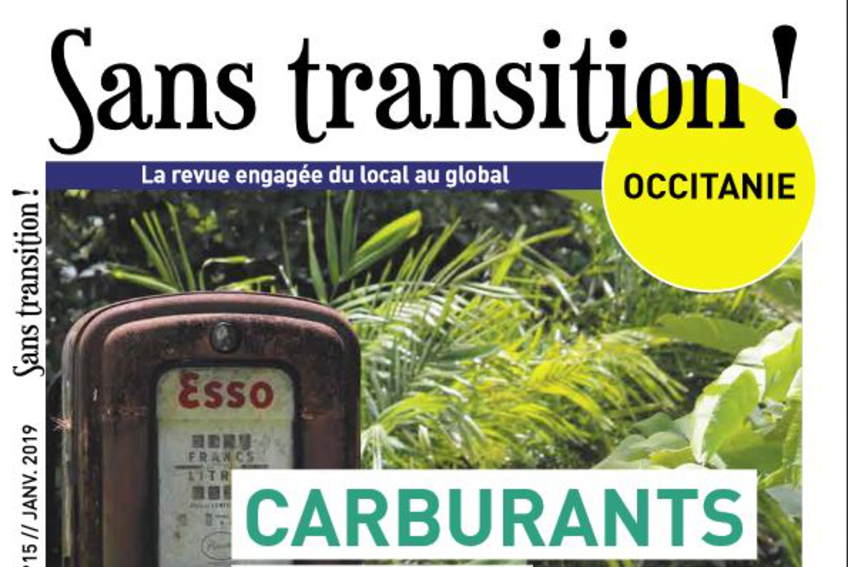 Sans Transition Magazine