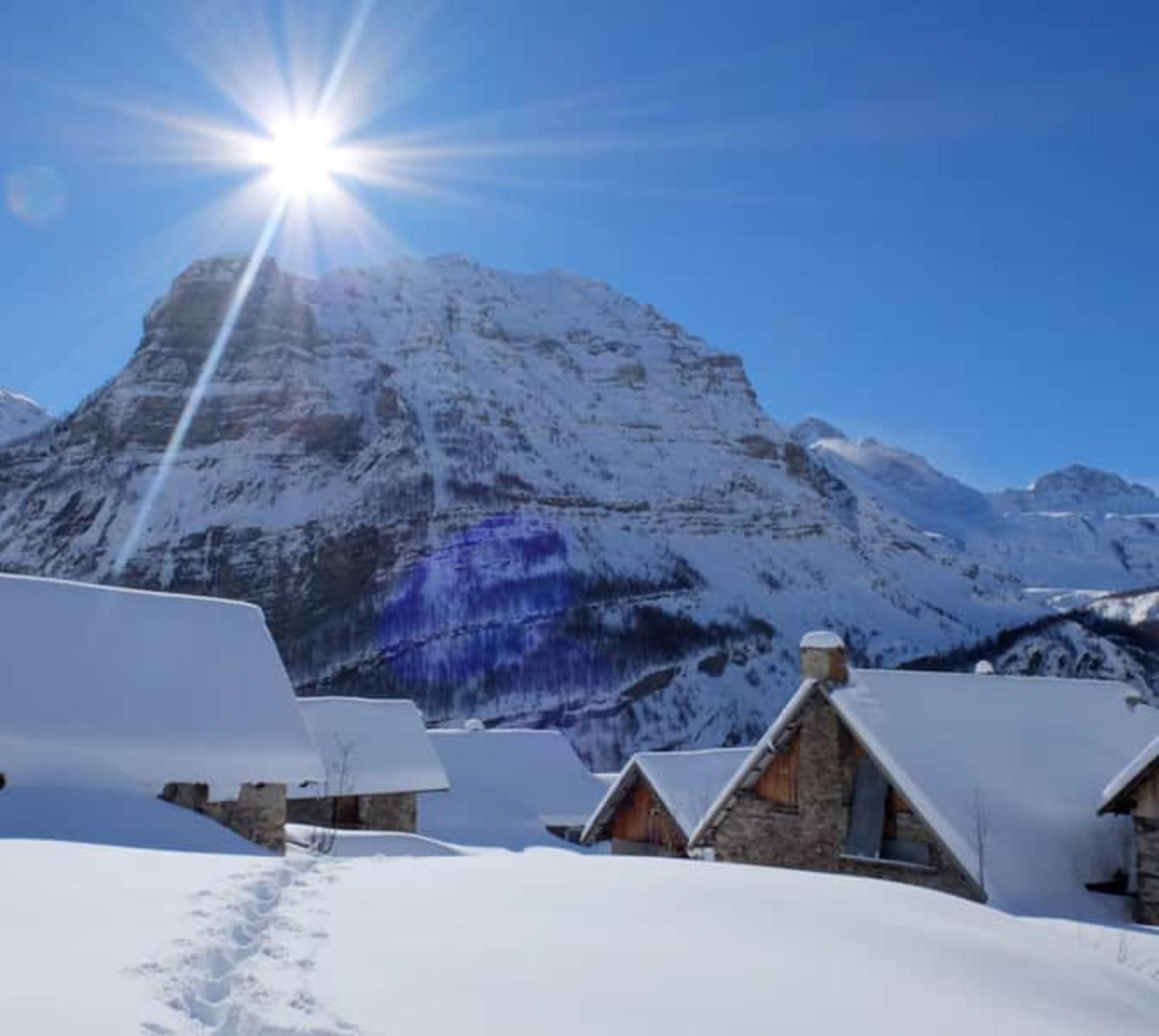 dormillouse un ecrin dans les Hautes Alpes