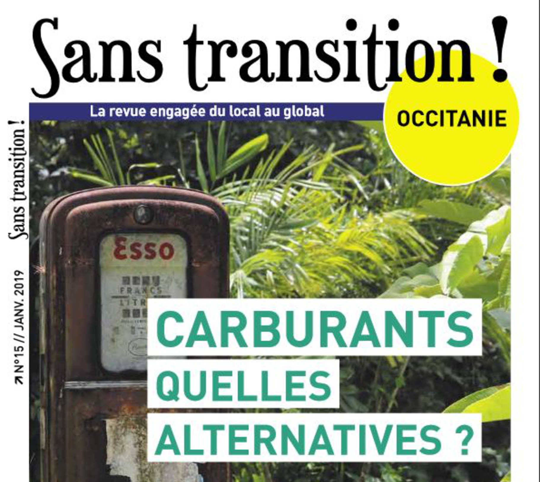 Sans Transition Magazine